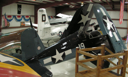 Cavanaugh Flight Museum Corsair. Bureau Number 92399