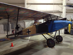 Halberstadt CL.II at Cavanaugh Flight Museum