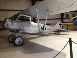 Pfalz D.III At Cavanaugh Flight Museum