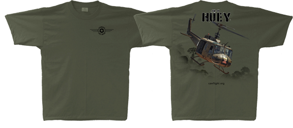 UH-1H Huey Little Annie Fanny T-Shirt