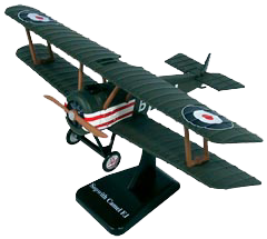 In air E-Z Build Model Kits Sopwith Camel F.1 Item #IN-EZSC